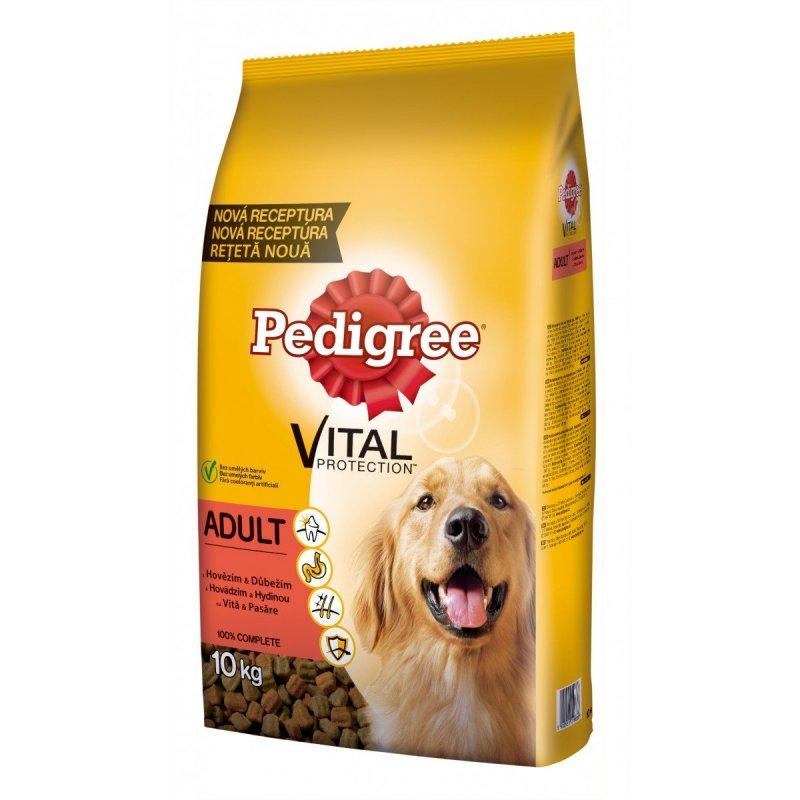 Pedigree Adult granule pro dospělé psy 10kg