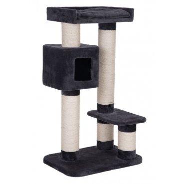 Škrábadlo pro kočky 120cm černé
