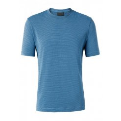 Pánské tričko Vizantis C AeroFree Crewneck - modrá