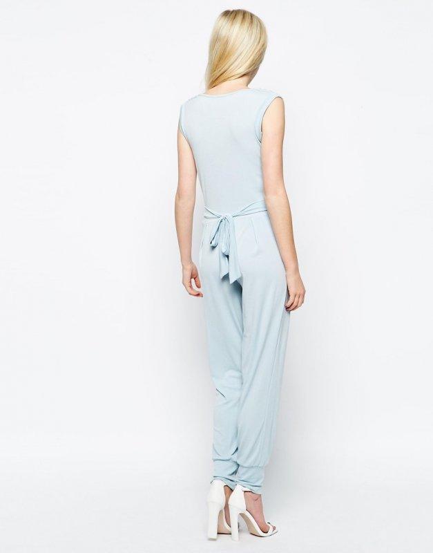 Light Blue Jumpsuit
