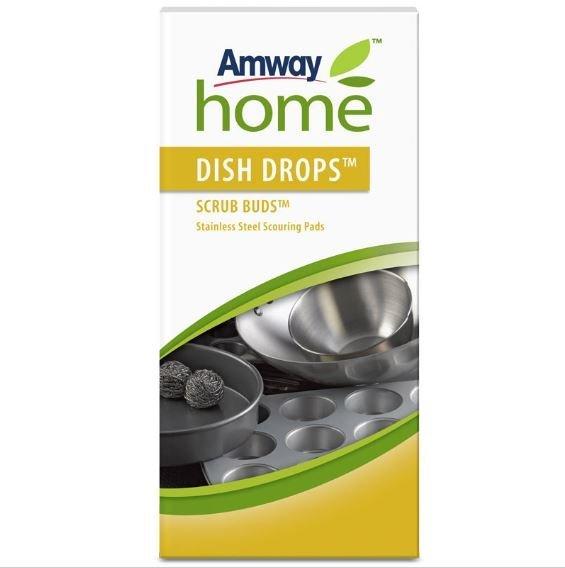 Nerezové drátěnky DISH DROPS™ SCRUB BUDS™ 4 ks