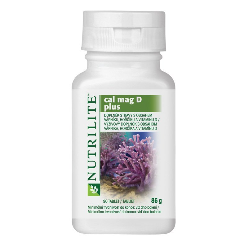 Cal Mag D Plus NUTRILITE™ 90 tablet