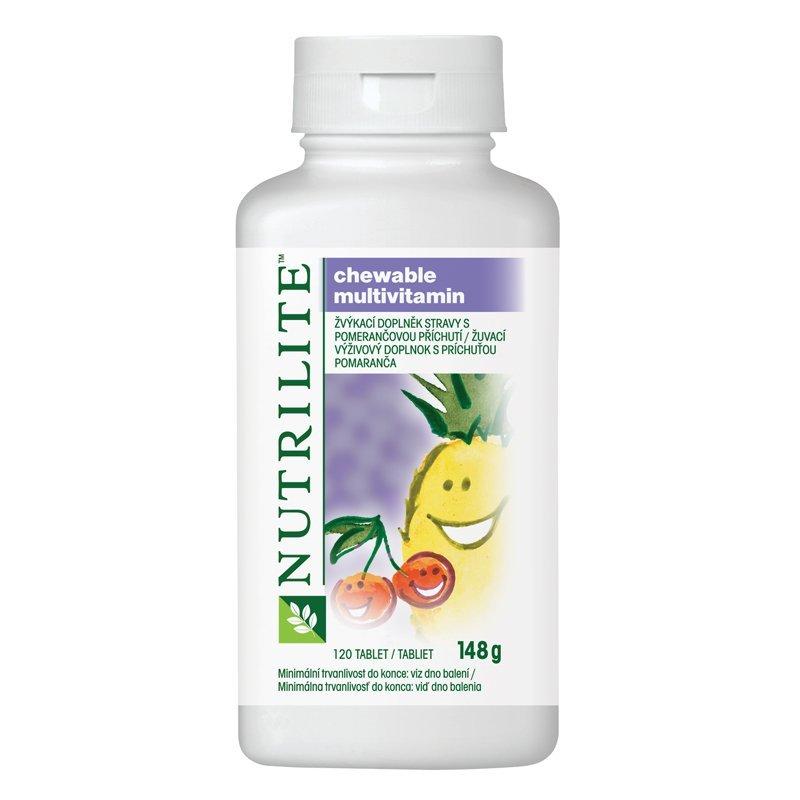 Chewable Multivitamin NUTRILITE™ 120 tablet