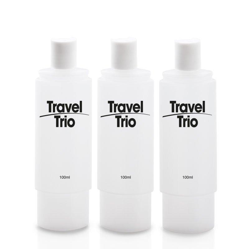 Cestovní sada TRAVEL TRIO ™ 3 x 100 ml Alhoma.cz