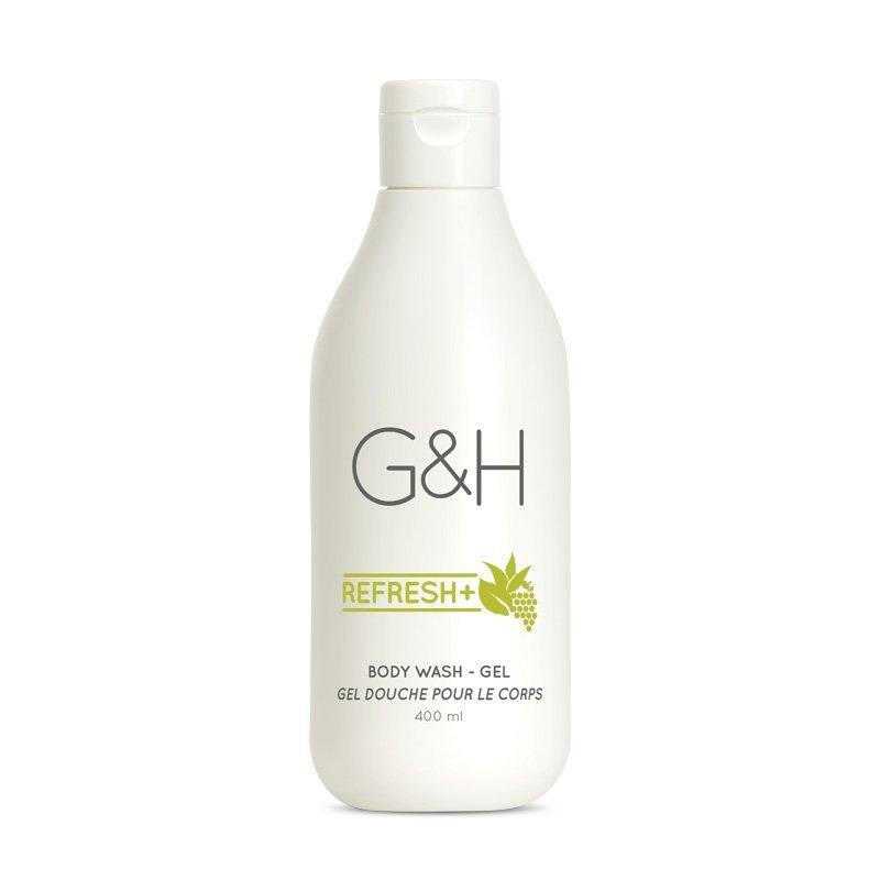 G&H REFRESH+™ Sprchový Tělový Gel 400 ml