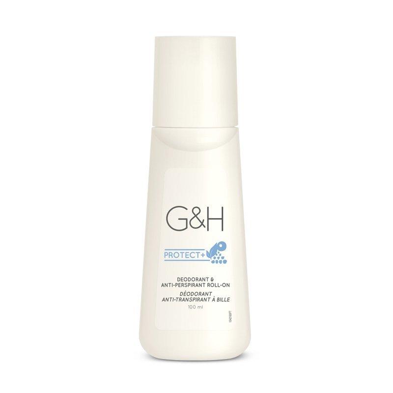 G&H PROTECT+™ Kuličkový Deodorant a Prostředek Proti Pocení 100 ml