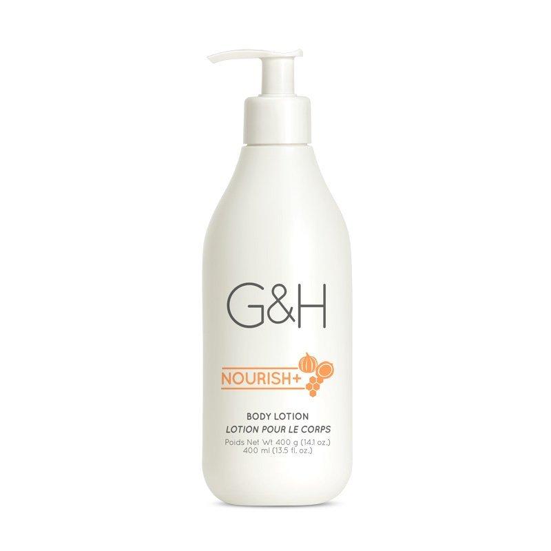 G&H NOURISH+™ Tělové Mléko 400 ml