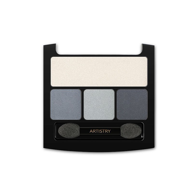 Paleta očních stínů - náplň ARTISTRY SIGNATURE COLOR™ Smoky Eye 1 x 4,5 g a 3 x 1 g