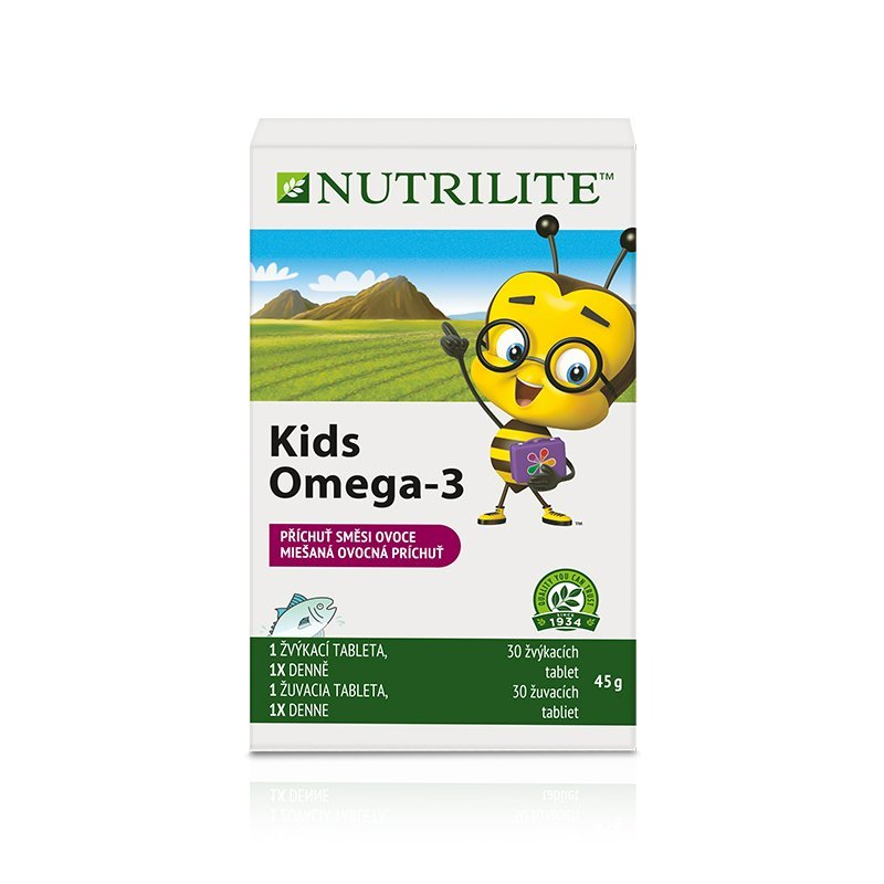 Kids Omega-3 NUTRILITE™ 30 tablet 45 g