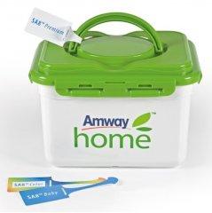 Box na prací prášky AMWAY HOME™ 25,8 х 19,5 х 17,5 cm
