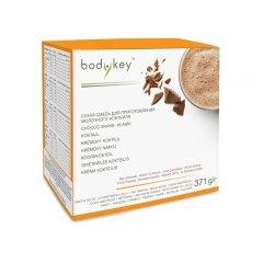Krémový koktejl - příchuť čokolády bodykey™ 371 g