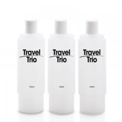 Cestovní sada TRAVEL TRIO™ 3 x 100 ml
