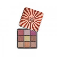 Paleta třpytivých pudrů na obličej ARTISTRY SIGNATURE COLOR™ 9 x 3 g