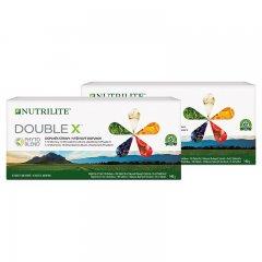 Náhradní náplň NUTRILITE™ DOUBLE X™ Multivitaminového, multiminerálního doplňku stravy s fytonutrienty 372 tablet