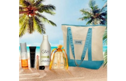 Zůstaňte zářivě krásná po celé léto s naším atraktivním Balíčkem Summer Beauty