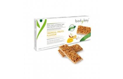 bodykey by NUTRILITE Tyčinky – náhrada jídla pro kontrolu hmotnosti právě na trhu!
