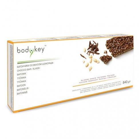 Tyčinka - příchuť čokolády bodykey™ 14 ks