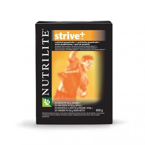 Rehydratační nápoj - s příchutí grapefruitu NUTRILITE™ STRIVE+™ 600 g