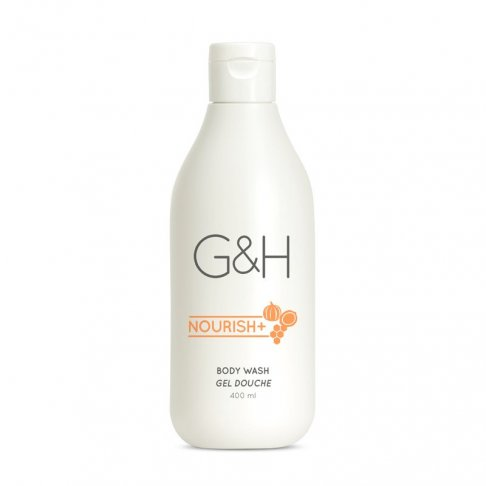 G&H NOURISH+™ Sprchový Gel 400 ml