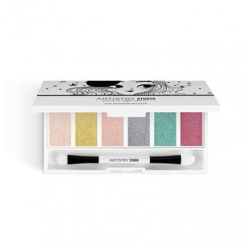 Paleta očních stínů ARTISTRY STUDIO™ Paris Shimmering Watercolors 4 g