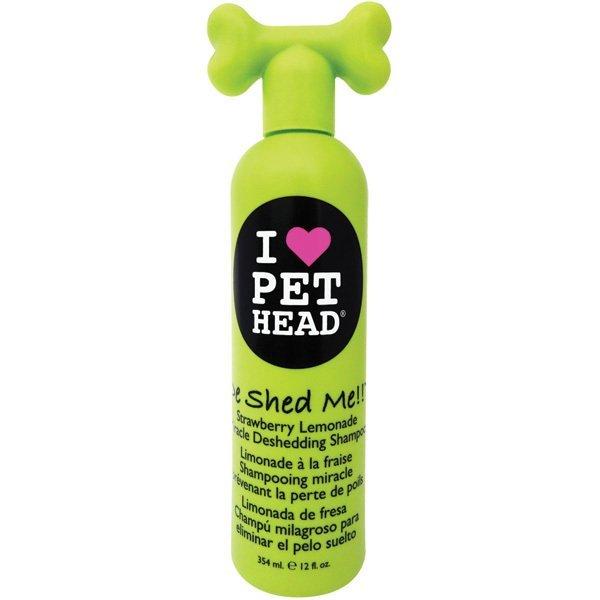 PET HEAD De Shed Me šampon pro krátkosrsté i dlouhosrsté psy