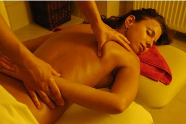 Thai Oil Massage