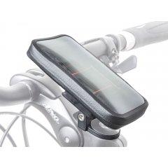 Brašna na představec na telefon Shell 150 x 79mm (černá)