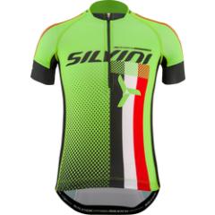 Silvini dětský cyklistický dres Team , 122-128