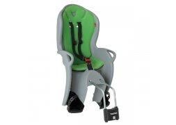 sedačka HAMAX KISS zadní světle šedá/zelený