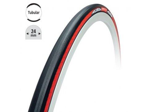 """galuska TUFO S33 PRO 24 černo-červená 28""""/24mm"""