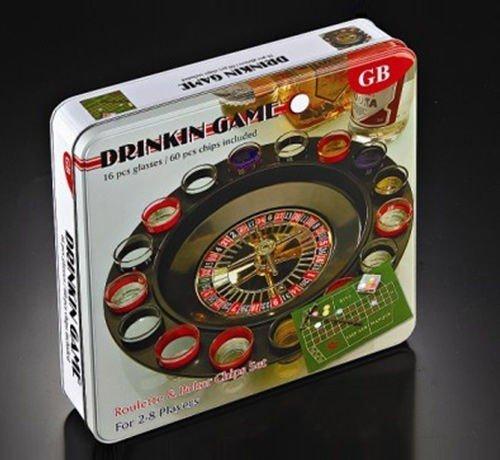 Alkoholové domáce kasíno