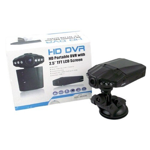 Autokamera HD - DVR / 2.5