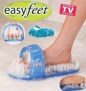 Čistiace papuče Easy Feet