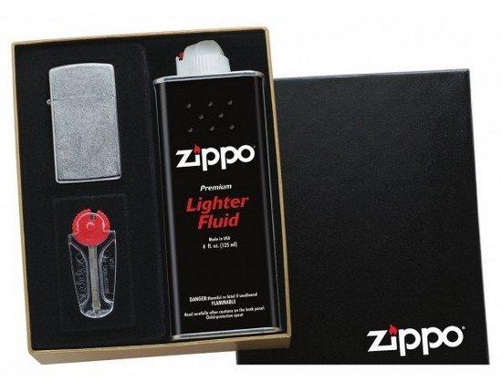 Dárková kazeta na dámský Zippo slim zapalovač