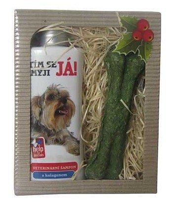 Darčeková kozmetika pre psov Jorkšír