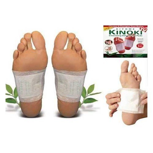 Detoxikačné náplaste KINOKI 30 ks