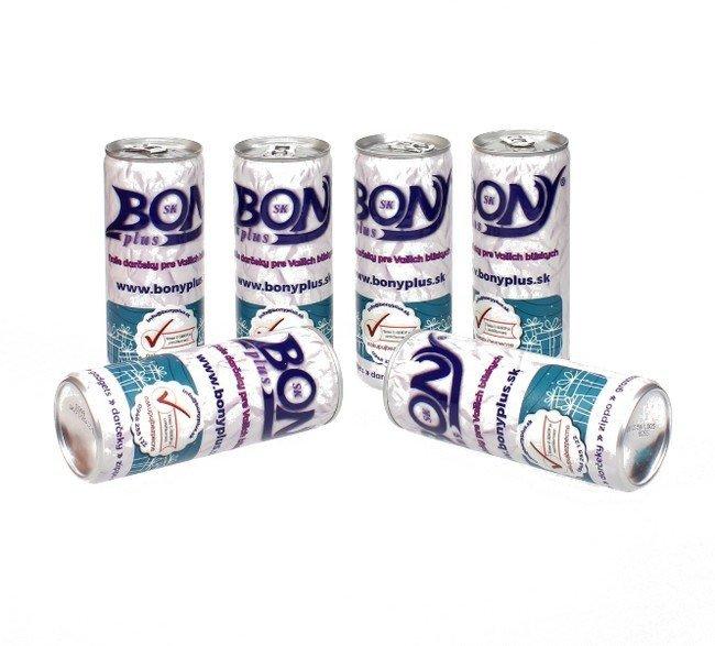 Energetický nápoj BONY plus