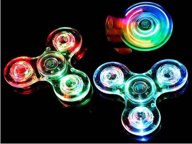 Fidget spinner Crystal