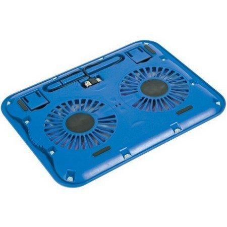 Chladiaca podložka pod notebook s dvoma ventilátormi