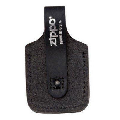 Kožené pouzdro 17018 na Zippo zapalovač černé