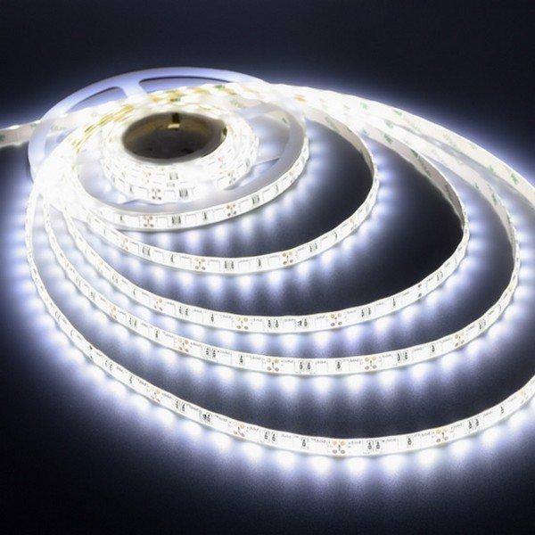 Led pás 300x5050 SMD LED, biely (studený), 5m, 12W, IP65