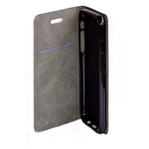 Luxusné púzdro typu kniha pre Sony Xperia Z3 biele