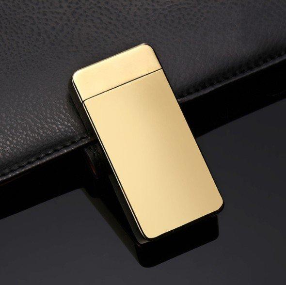 Luxusní plazmový zapalovač Gold