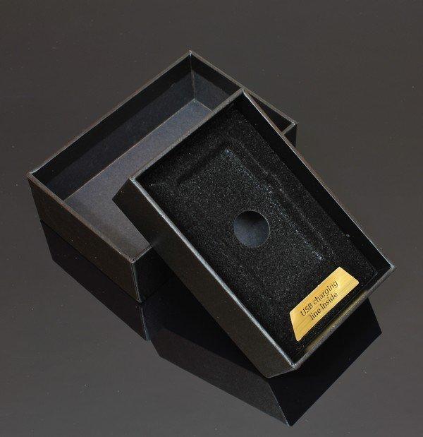Luxusní plazmový zapalovač Silver