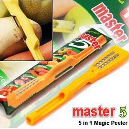 Multifunkčná škrabka Master 5v1