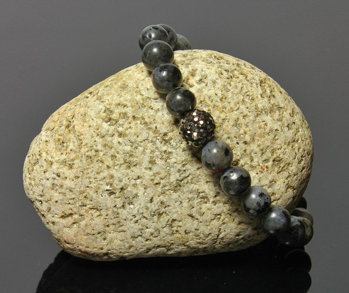 naramok-s-disko-gulou-lk311-z-prirodnych-jaspis-a-hematit-kamenov