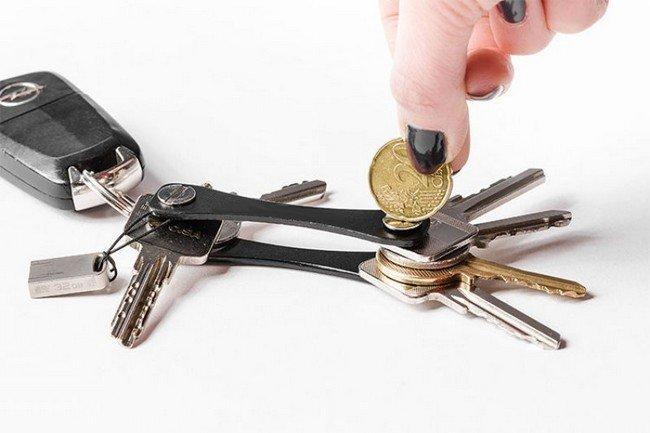 Organizér klíčů KEY SMART