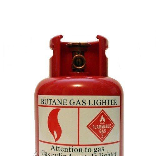 Pokladnička plynová fľaša