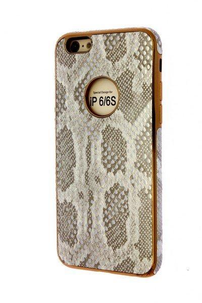 Pouzdro Matex Apple iPhone 6 / 6S stříbrné