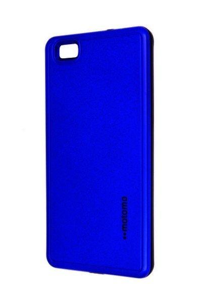 Pouzdro MOTOMO Huawei P8 Lite modré
